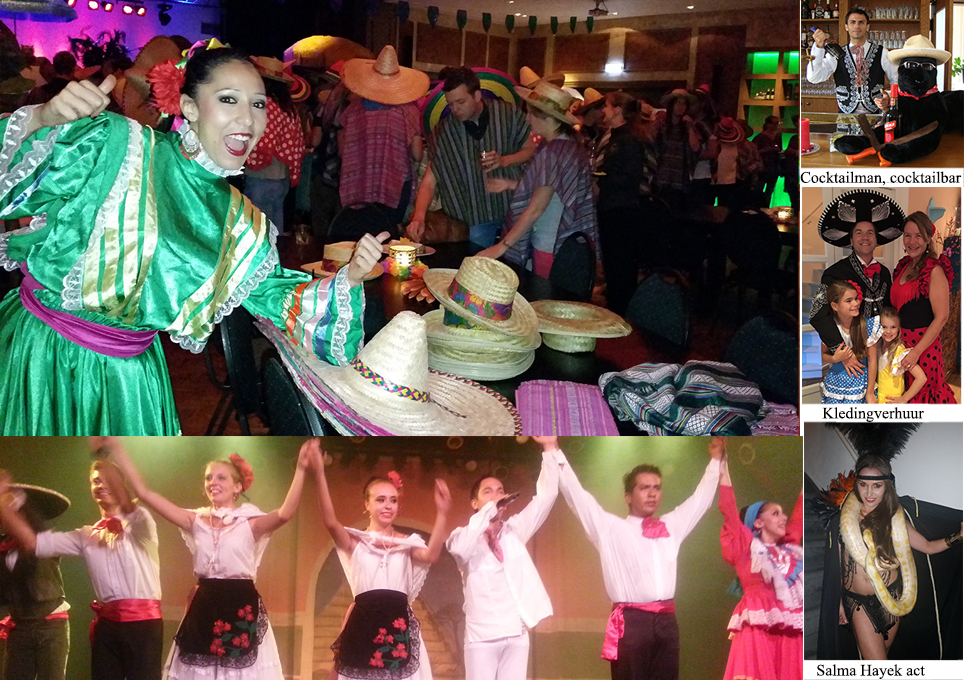 Mexicaanse evenement organiseren